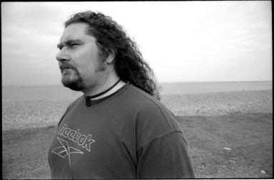 Jonny Frost, circa 2002 (image made on a Leica M6, 35mm f2 and Ilford HP5 film)