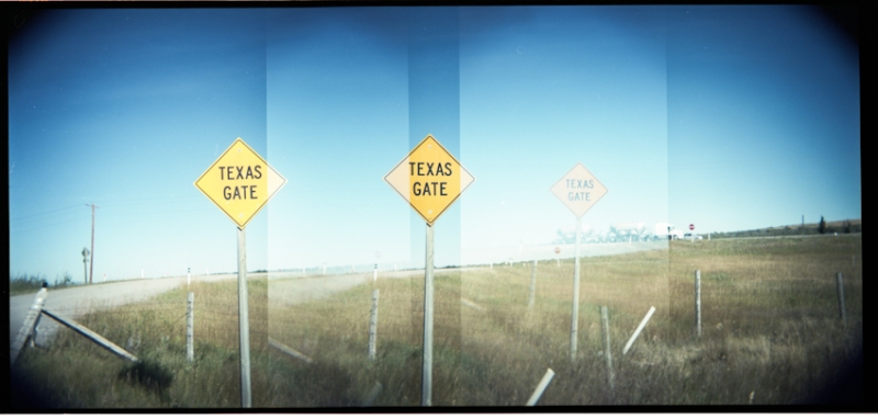Texas Gate, Canada (limited print sale)